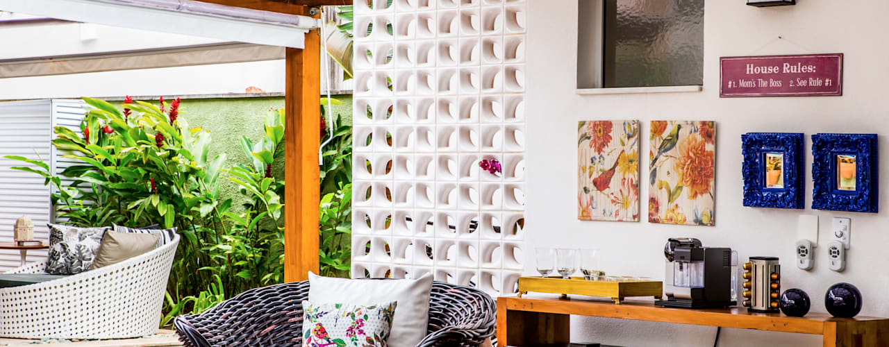 by VN Arquitetura Tropical