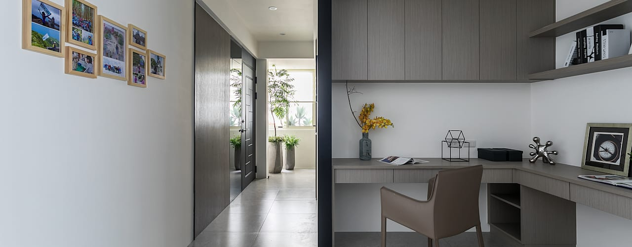 Koridor dan lorong by E&C創意設計有限公司