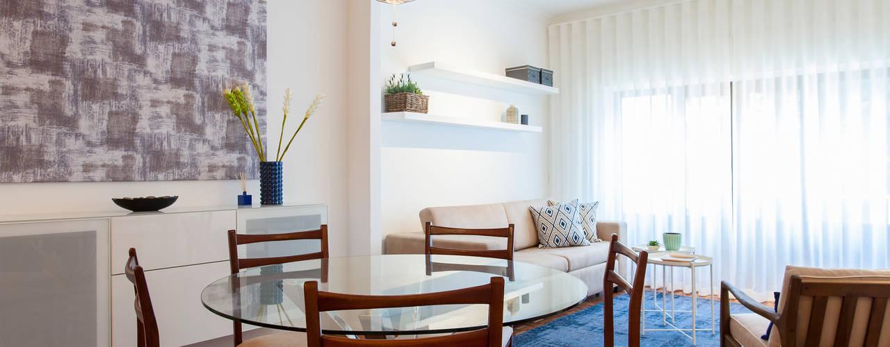 de estilo  por Traço Magenta - Design de Interiores, Moderno