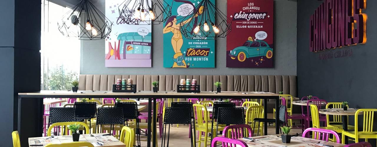 Restaurante en Bogota de Ecologik Moderno
