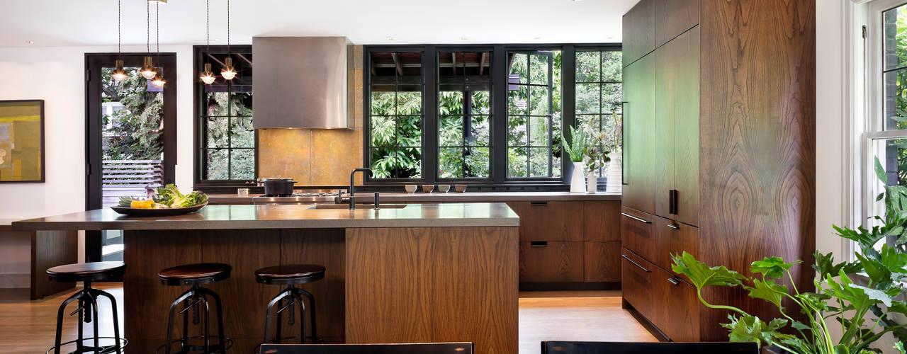 Brick House Transformed by Rerucha Studio Classic