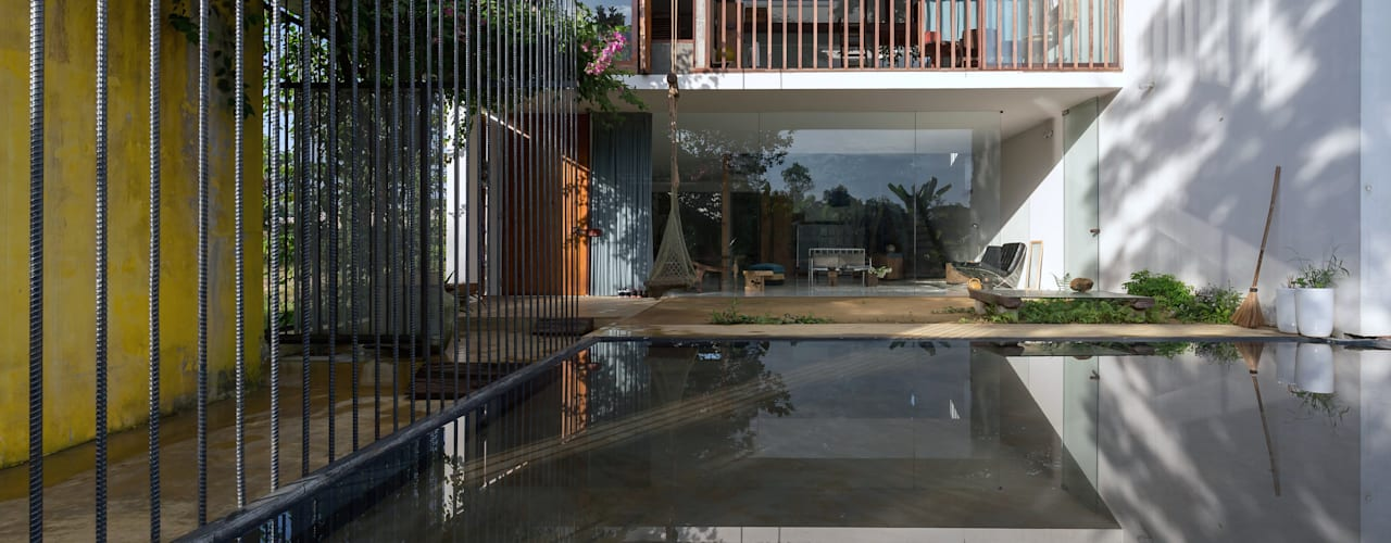 MA HOUSE Nhà phong cách tối giản bởi GERIRA ARCHITECTS Tối giản
