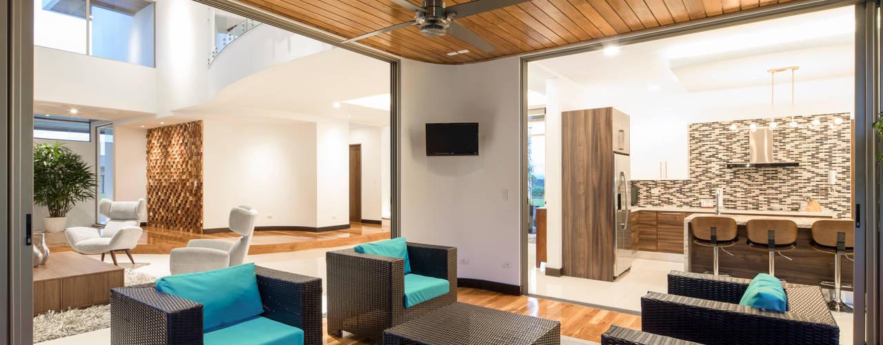 Projekty,  Taras zaprojektowane przez J-M arquitectura