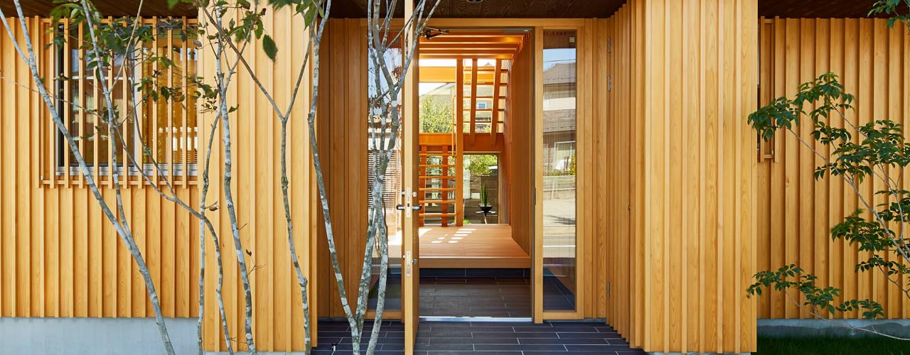 根據 梶浦博昭環境建築設計事務所 隨意取材風