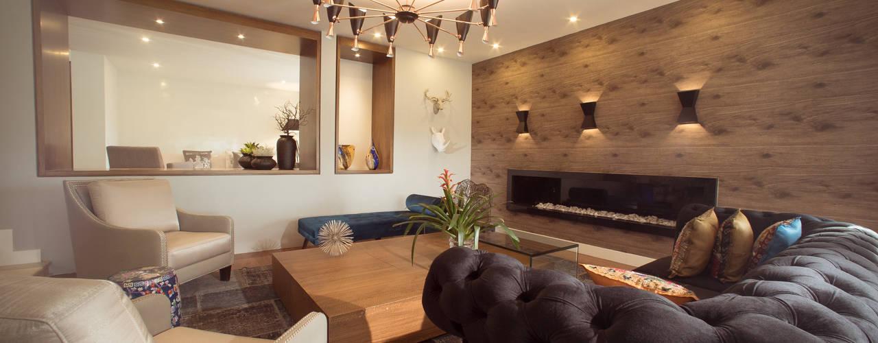 Munera y Molina Living room