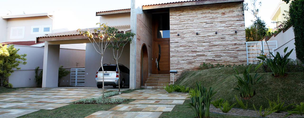 Дома в . Автор – Fernanda Quelhas Arquitetura, Модерн
