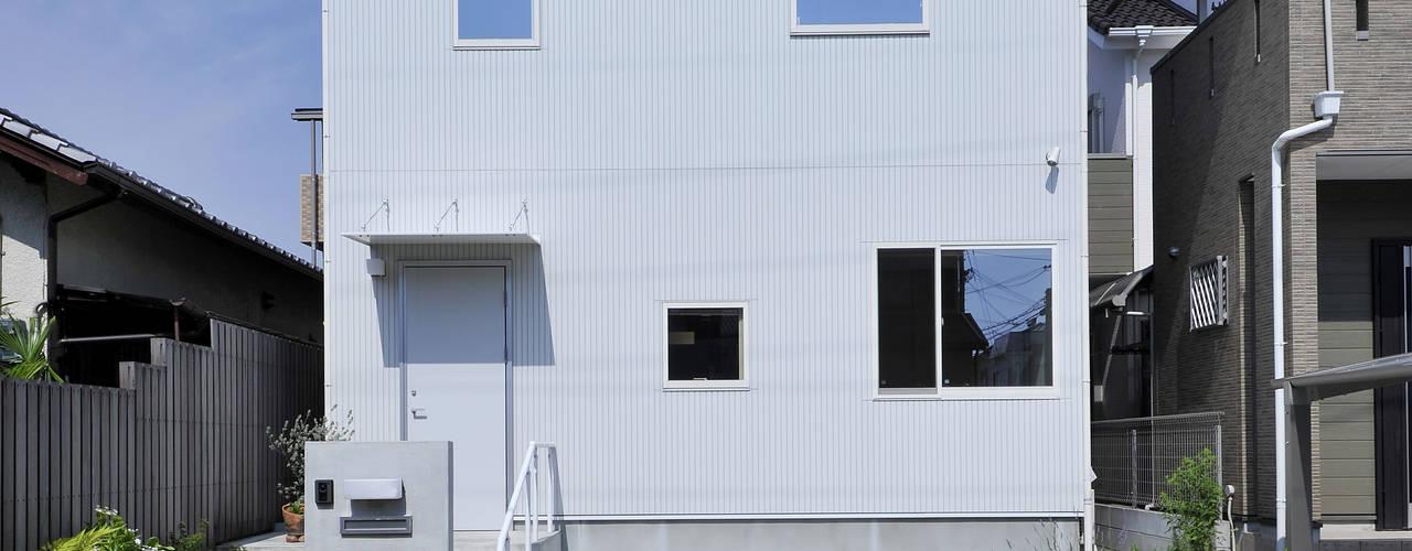 Single family home by タイコーアーキテクト, Scandinavian
