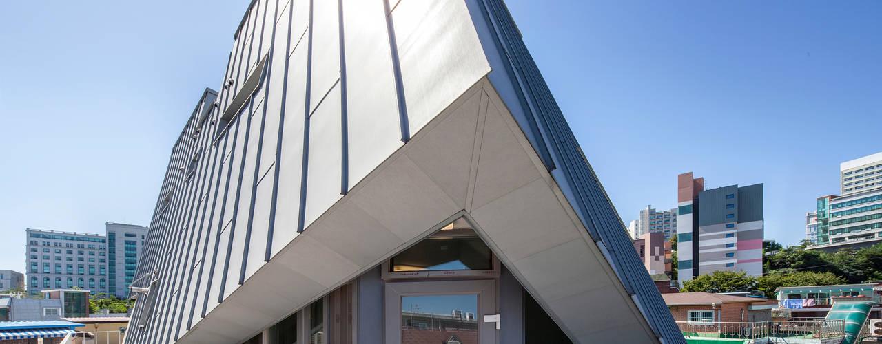 사근동 기운집 氣運集: 수상건축의  베란다