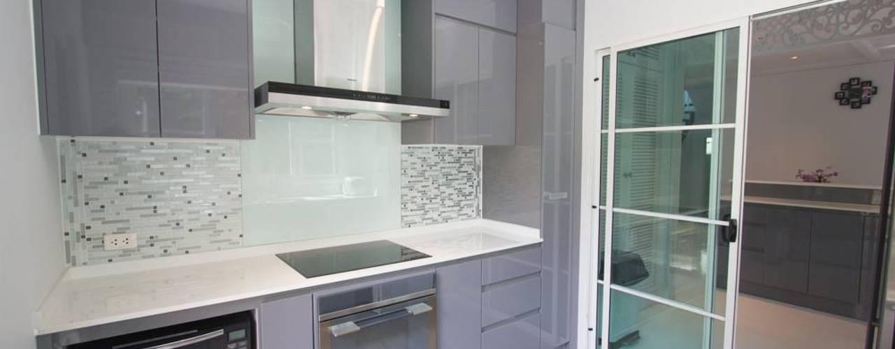 ห้องครัวคุณมาริสา KITCHENFORM INTERTRADE CO.,LTD.