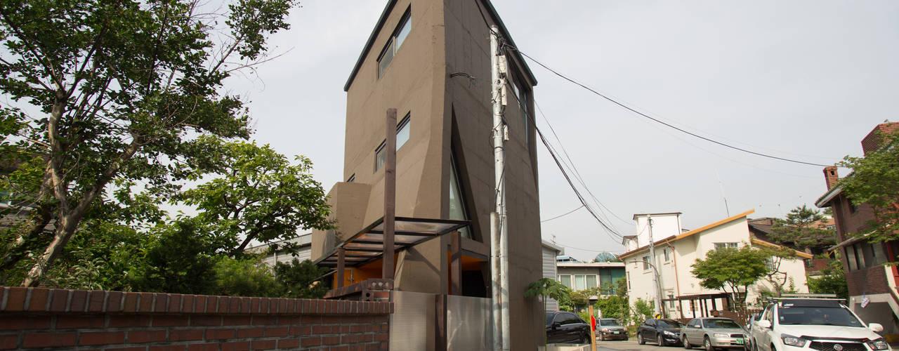 yoonzip - SAI by yoonzip interior architecture 미니멀