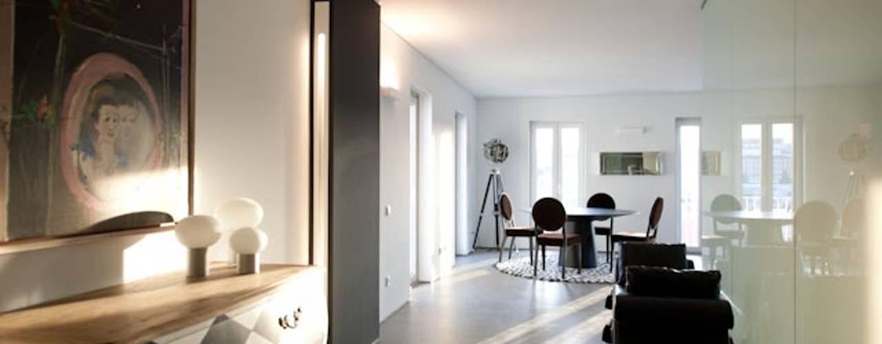 Pateo Lisbon Lounge Richimi Factory Paredes e pisos modernos
