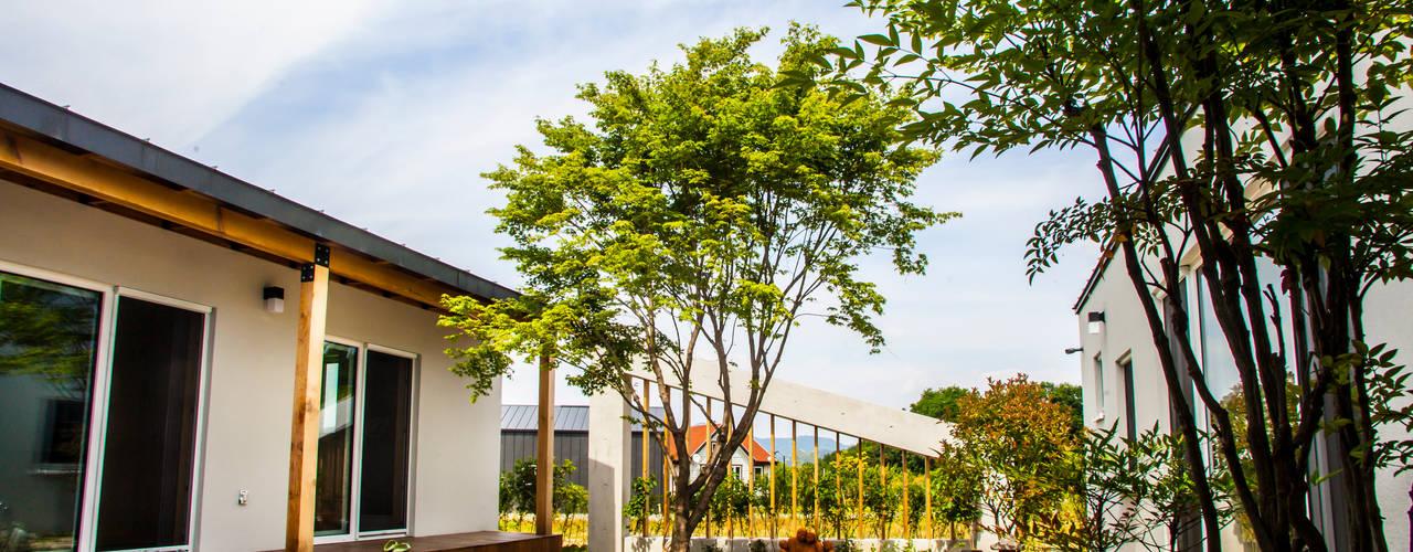 삼시세끼 하우스   *2017 전북건축문화상 금상*: 건축스튜디오 사람의  정원