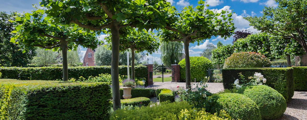 Сады в . Автор – Groengroep b.v.