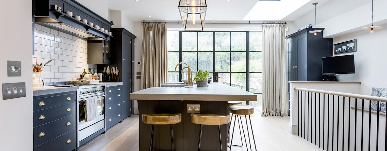 House in Hammersmith من GK Architects Ltd حداثي