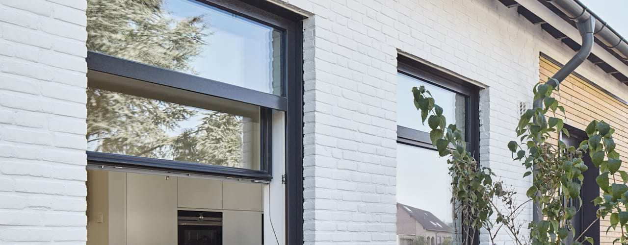 Pintu & Jendela Modern Oleh Schreinerei Fischbach GmbH & Co. KG Modern