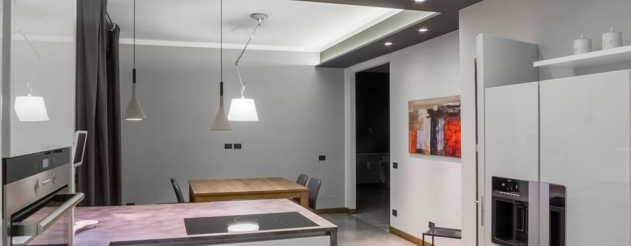 Cocinas integrales de estilo  de archi-lab | laboratorio di architettura, Moderno