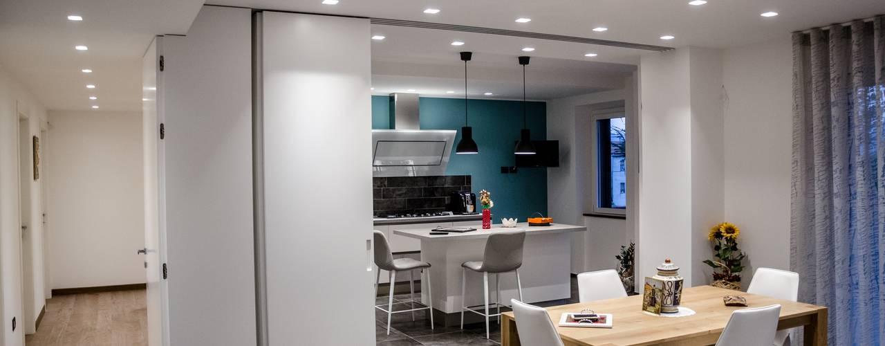 Salones de estilo moderno de Studio ARCH+D Moderno