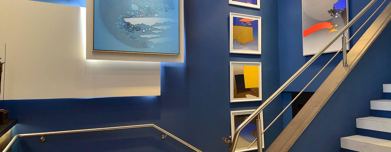 Espaço Galart - Mostra Elite Design por Tania Bertolucci de Souza   Arquitetos Associados Moderno