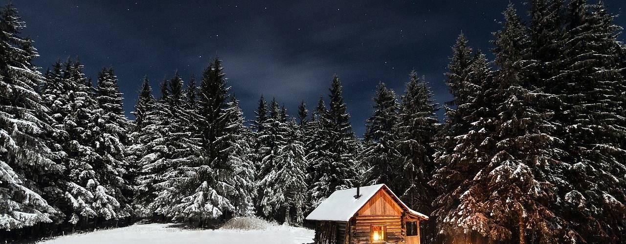 Ferienhäuser in Szene gesetzt:  Holzhaus von Tanja Mason Fotografie