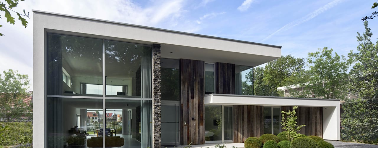 Beautiful Maison Moderne Dereve Ideas - House Design - marcomilone.com