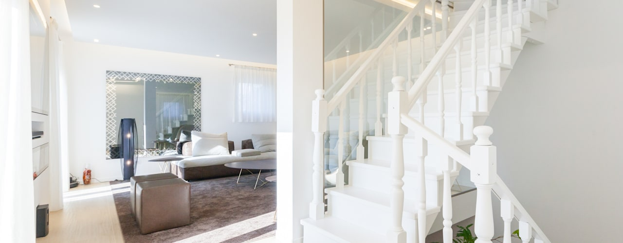 Stairs by CLM Arredamento