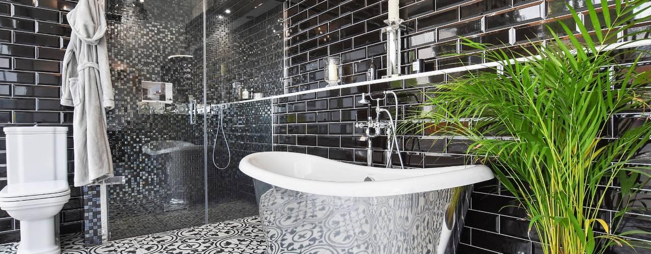 Richmond Showroom, TW9:  Bathroom by BathroomsByDesign Retail Ltd, Modern