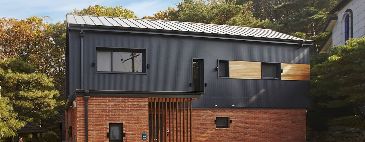 Modern houses by GIP Modern