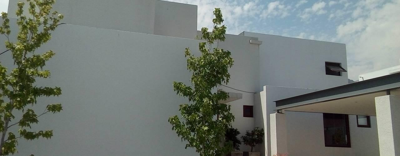 Ampliación de Casa Los Frailes por MSGARQ de MSGARQ Mediterráneo
