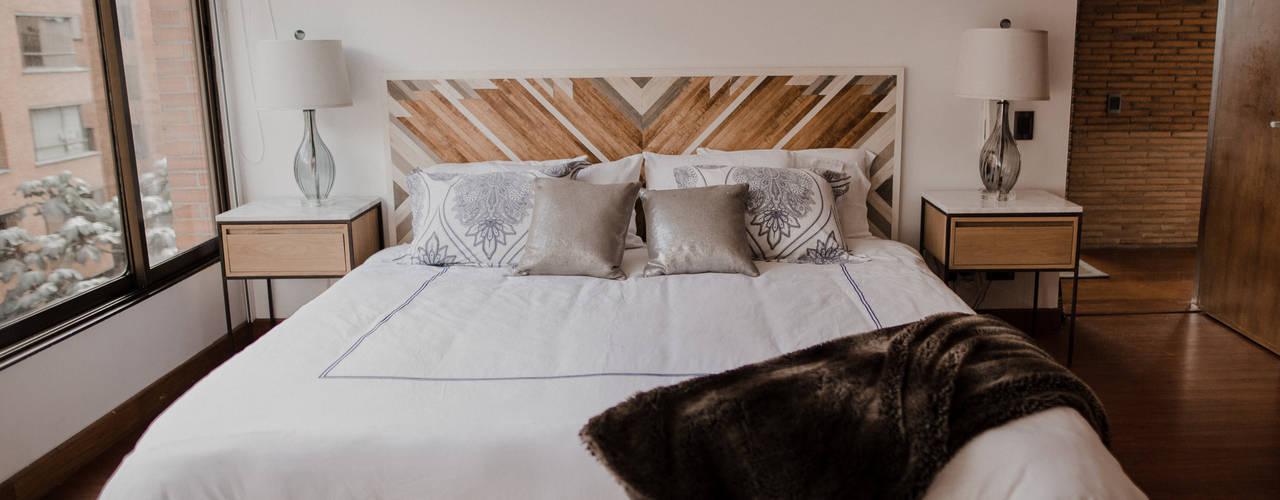 Bedroom by Redesign Studio