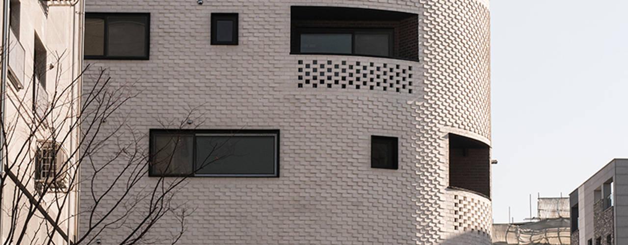 커빙스케이프_구리시 갈매동 562-4 상가주택 by AAG architecten 모던