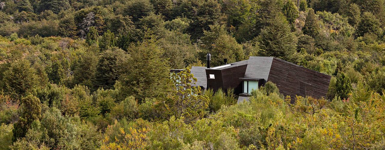 Alric Galindez Casas de madera