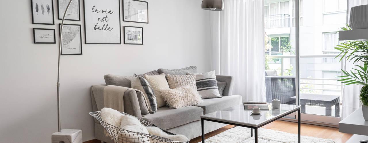 Living room by Bhavana, Modern
