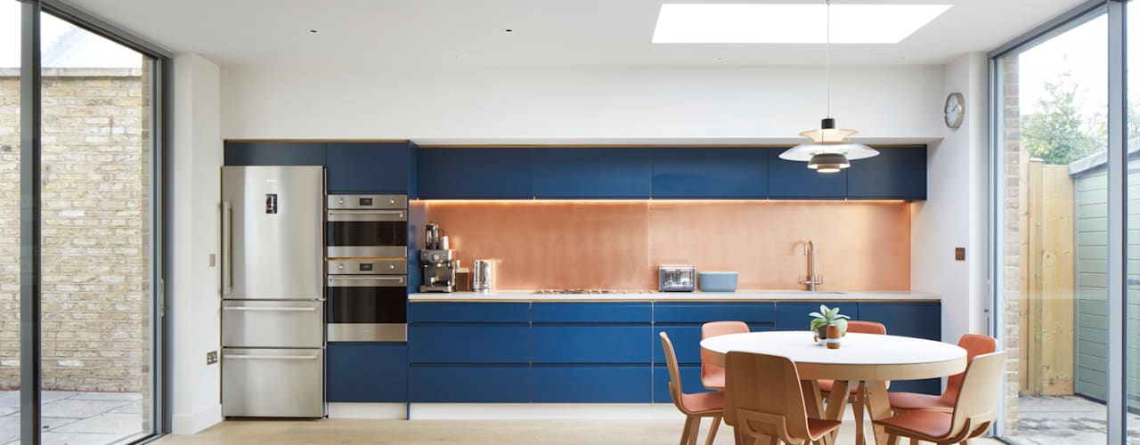 Cleveland Road:  Kitchen by Phillips Tracey Architects,