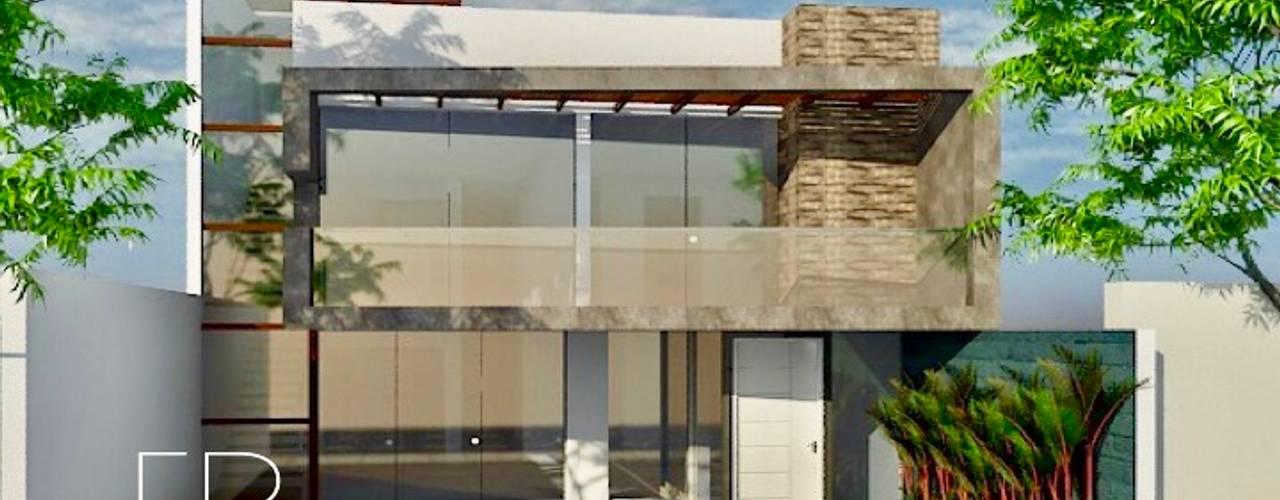 Einfamilienhaus von EPG  Studio