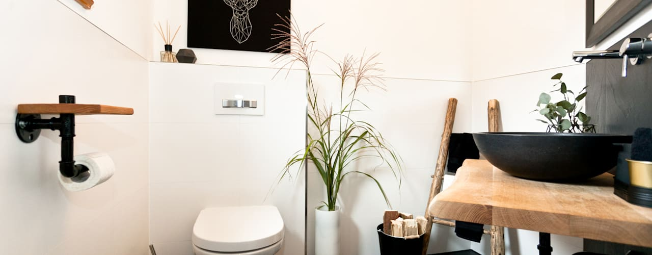 Wie dekoriere ich mein Badezimmer?
