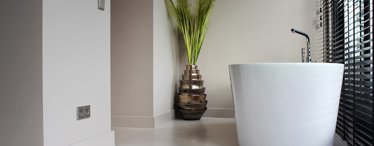 Een gietvloer in de badkamer: iets voor jou?