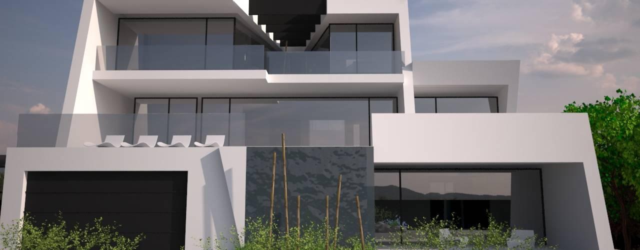 Villa von Andreia Anjos - Arquitectura, Design e Construção,