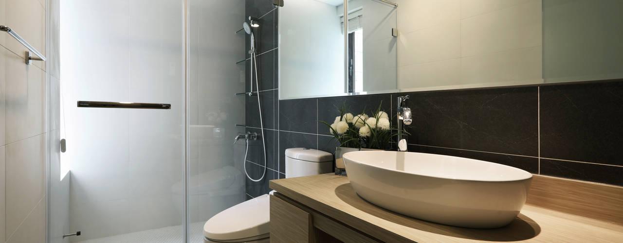 人文自然派的no.229舍-場景-更衣/衛浴 根據 喬克諾空間設計 隨意取材風