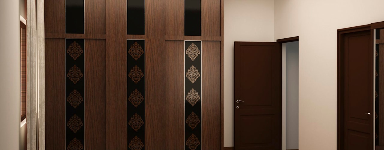 What Are Some Sliding Door Wardrobes Ideas For Modern Indian