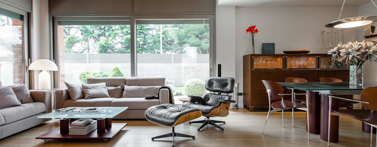 modern Living room by Decara