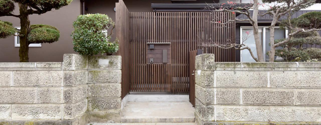 走廊 & 玄關 by (有)中尾英己建築設計事務所