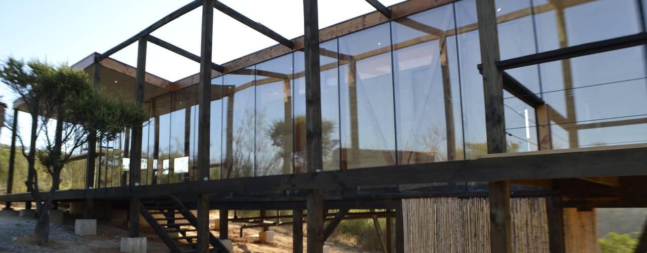 Casa El Iman: Casas de estilo  por PhilippeGameArquitectos