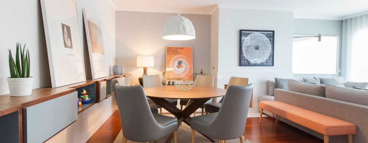 ShiStudio Interior Design Dining roomAccessories & decoration