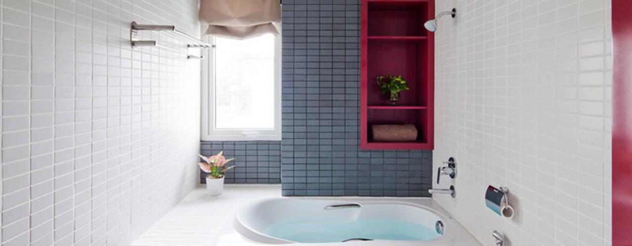 浴室 by Công ty TNHH Xây Dựng TM – DV Song Phát,