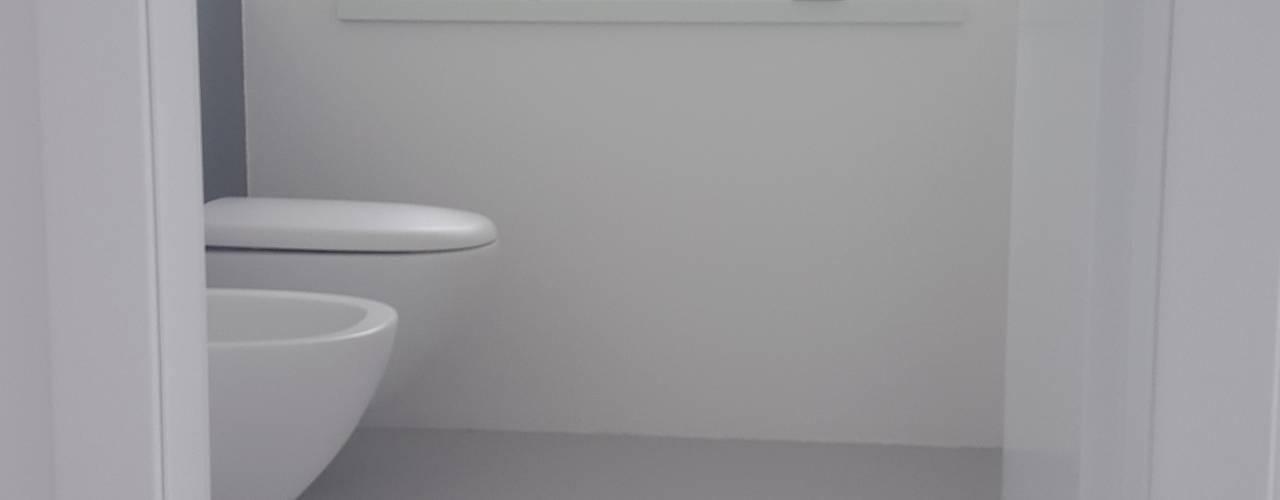 Suelo de resina para el cuarto de baño: todo lo que necesitas saber