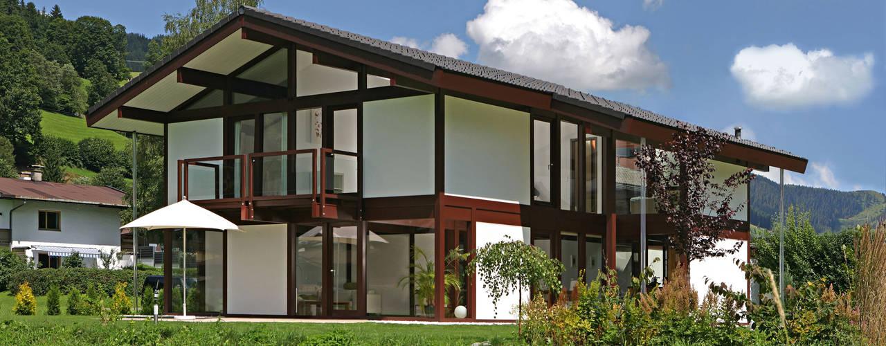 Modernes Fachwerkhaus In Osterreich