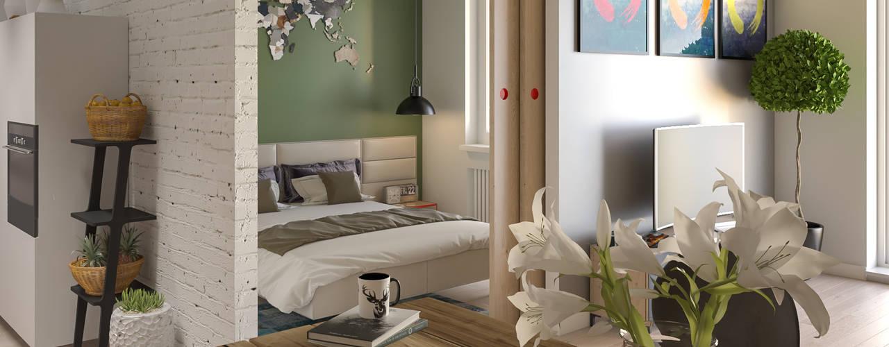 غرفة السفرة تنفيذ Santoro Design Render