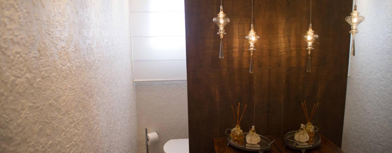 Modern Bathroom by realizearquiteturaS Modern