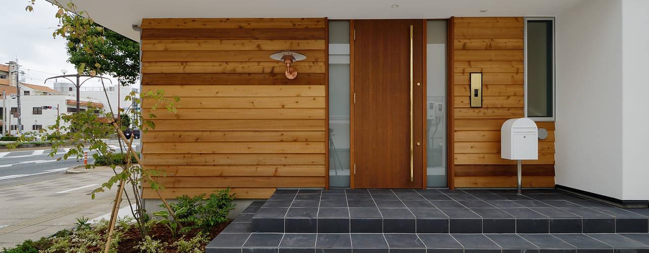 房子 by スタジオグラッペリ 1級建築士事務所 / studio grappelli architecture office