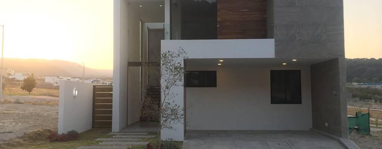 現代房屋設計點子、靈感 & 圖片 根據 homify 現代風
